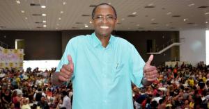 Cleinaldo Lopes, presidente do SINTSEP, diz que o reajuste geral para os servidores públicos de todos os poderes é um princípio de igualdade